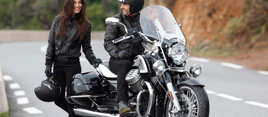 Motorcycle passengers: tips for a safe, comfortable ride