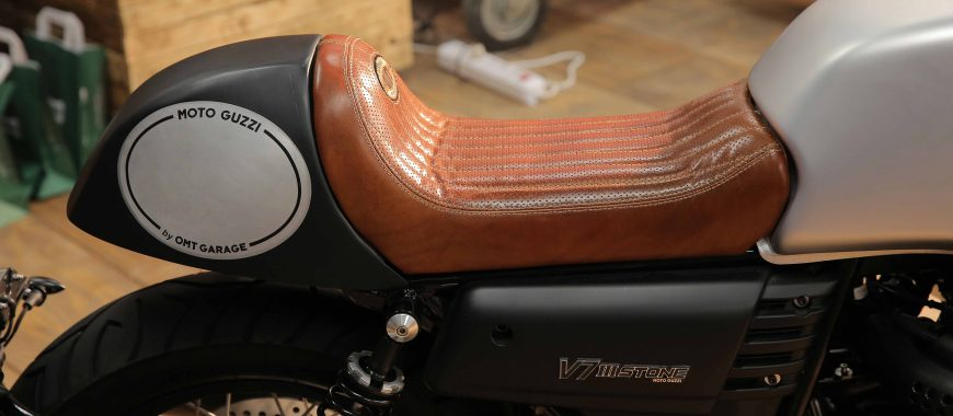 Add a little personality to your saddle