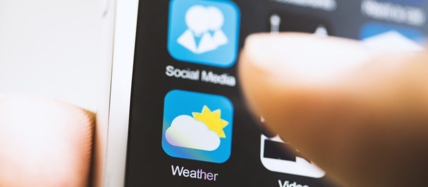 3 essential apps to always keep you up to date on the weather