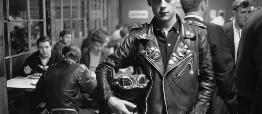 London's legendary Ace cafe and the birth of the Cafe Racer bike