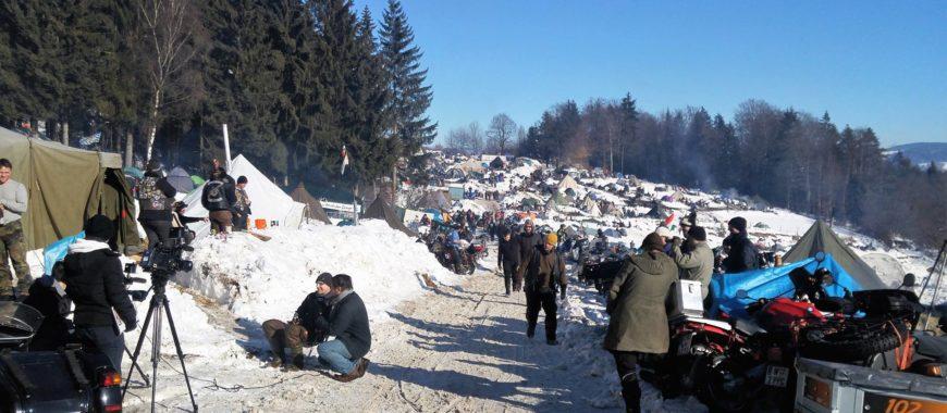 The history of the king of winter bike rallies: the Elefantentreffen