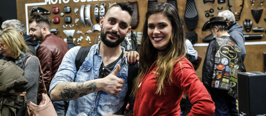 Motor Bike Expo 2018 honours Moto Guzzi: Proudowners' video-story
