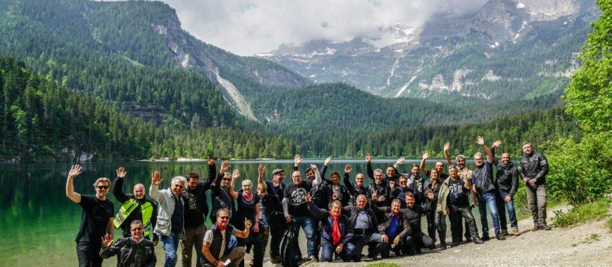 Report on the 5th Moto Guzzi Experience Trentino