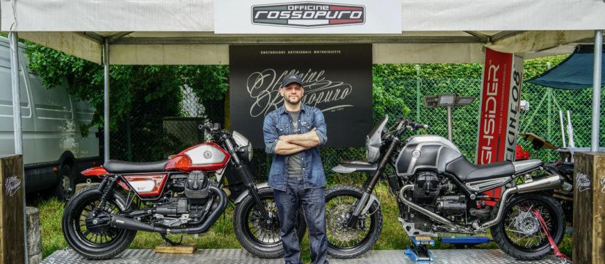 Exclusive interview with Filippo Barbacane: Officine Rossopuro