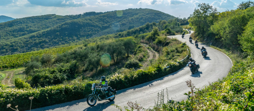 Moto Guzzi Experience tours 2019: bookings and calendar!