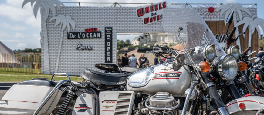 Back to the ocean: Proud Owners @ Wheels & Waves 2019