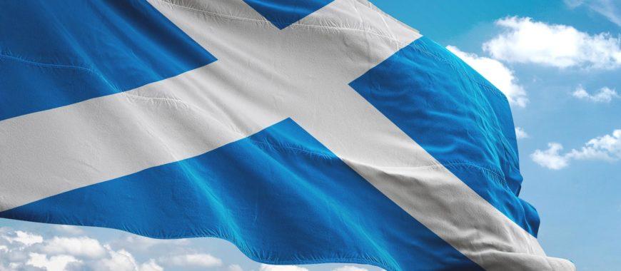 Scotland forever: on the V85 TT along Ewan McGregor's roads