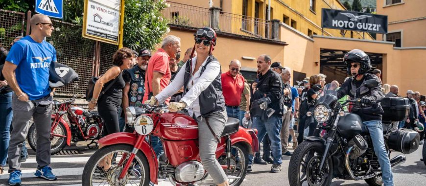 Open House 2019: 30,000 people, the Guzzi family!
